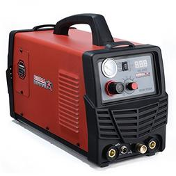 Amico CTS-180, 40 Amp Plasma Cutter 180A TIG-Torch 160A Stic