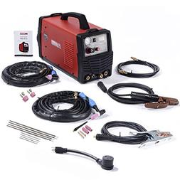 50A Plasma Cutter, 200A TIG-Torch, 200A Stick Arc Welder 3-i
