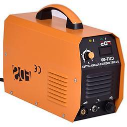 Goplus Plasma Cutter Cut-50 50A 220V Electric DC Inverter Ai