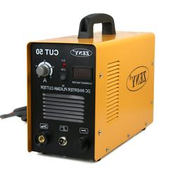 CUT-50 Electric Digital Plasma Cutter Inverter 50AMP Welder