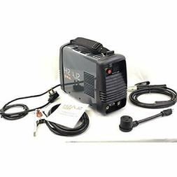 DC 160 Amp Dual Voltage Input IGBT Stick Welder Package 110v