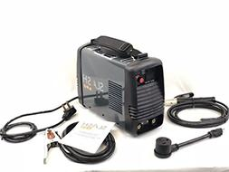 SlashArc DC 160 amp Dual voltage input IGBT Stick Welder pac