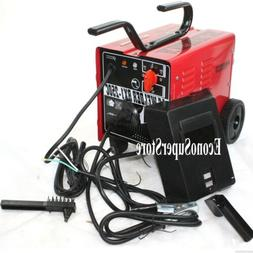Dual Voltage 110v/220v  200 AMP AC ARC ELECTRODE Rod Welder