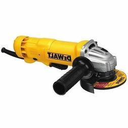 Dewalt DWE402 4-1/2 in. 11 Amp Paddle Switch Angle Grinder