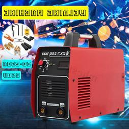 Electric 250Amp Gas Gasless Welder Inverter MMA ARC Portable