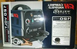Electric Core Welder 120-Amp 4-Heat Welder Gun Output Wire F