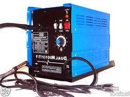 ELECTRIC FLUX WIRE WELDER DUAL MIG 131 T1  GAS AND NO GAS WE