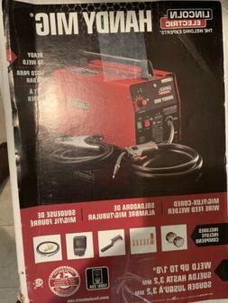 LINCOLN ELECTRIC K2185-1 MIG Welder,Handy MIG Series Brand N