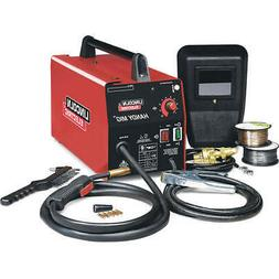 LINCOLN ELECTRIC MIG Welder,Handy MIG Series,Phase 1, K2185-