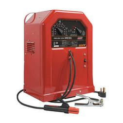 LINCOLN ELECTRIC Stick Welder,225AC/125DC,230V,50A,OCV 79, K