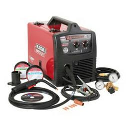 Lincoln Electric Welders K2697-1 Easy Mig 140 120 Volt AC Co