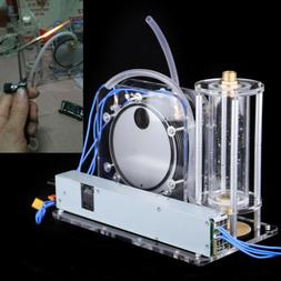 Electrolysis Water Machine Hydrogen and Oxygen Flame Generat