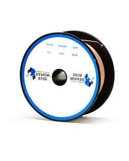 ER70S-6 .023 MIG Steel Welding Wire 2 lb Spool Blue Demon Fr