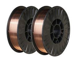 ER70S-6 - MIG Mild & Low Alloy Steel Welding Wire - 11 Lb x