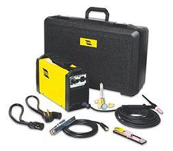 ESAB MiniArc 161LTS #0558102202 - DC STCK/TIG WELDER WITH CA