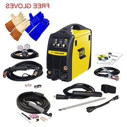 Esab Fabricator 141i Welding Machine w/ TIG Torch W4013802,