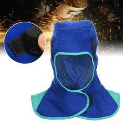 Flame Retardant Welding Neck Face Protection Hood Welding We