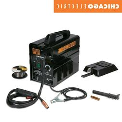 gas less flux welder 125 amps core