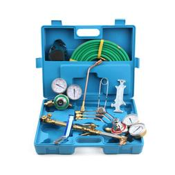 Gas Welding Cutting Welder Kit Oxy Acetylene Oxygen Torch w