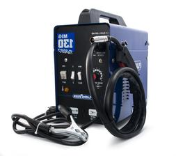 mig130 welder machine 130 amp with welding