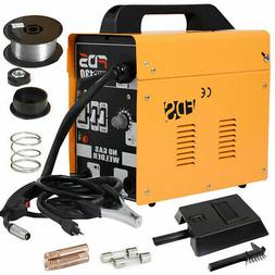 Goplus MIG 130 Welder Flux Core Wire Automatic Feed Welding