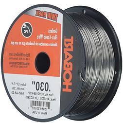Hobart H222106-RTP 0.030-Inch 4-Pound E71T-11 Flux-Cored Wel