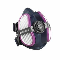 Miller Electric ML00895 Half Mask Respirator, M/L, Single Fi