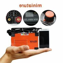 Handheld Mini MMA Electric Welder 220V 20-250A Inverter ARC
