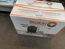 Hobart Handler 190 Flux-Core/MIG Welder - 230V, 190 Amp, Mod