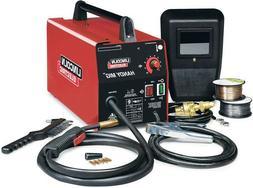 Handy MIG Wire Feed Welder 88 Amp W/ Gun Welding Machine Pow