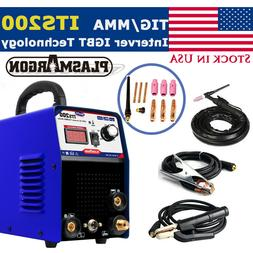 IGBT TIG/MMA/ARC/STICK Welder 2in1 Stainless Welding Machine