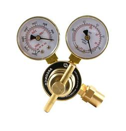 Industrial Argon Regulator/Flowmeter Gauges for MIG and TIG