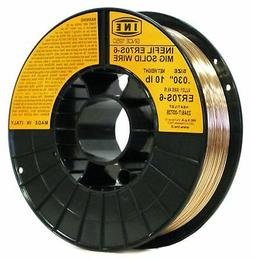 INEFIL ER70S-6 .030-Inch on 10-Pound Spool Carbon Steel Mig