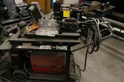 Lincoln Electric Invertec V350-Pro Welder & Lincoln Feeder L