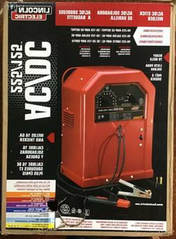 Lincoln Electric K1297 AC/DC 225/125 60HZ Stick Arc Welder -
