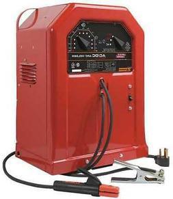 LINCOLN ELECTRIC K1297 AC/DC Stick Welder, AC/DC 225/125 Ser
