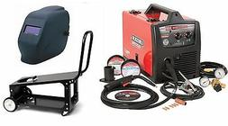 Lincoln Electric K2697-1HC EasyMIG 140 Welder with ADF Helme