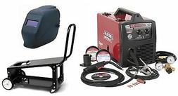 Lincoln Electric K2698-1HC EasyMIG 180 Welder with ADF Helme
