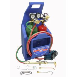 UNIWELD KL22P Welding and Cutting Kit, No Tanks