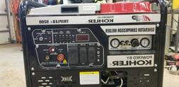 KOHLER AMP TRIPLEX 9200 3-IN-1 INDUSTRIAL GENERATOR WELDER A