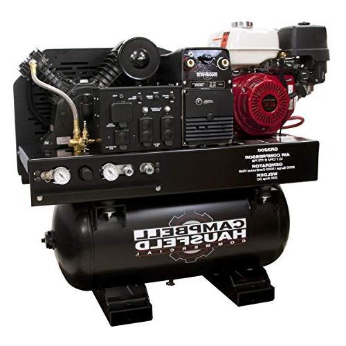 1 truck mount air compressor