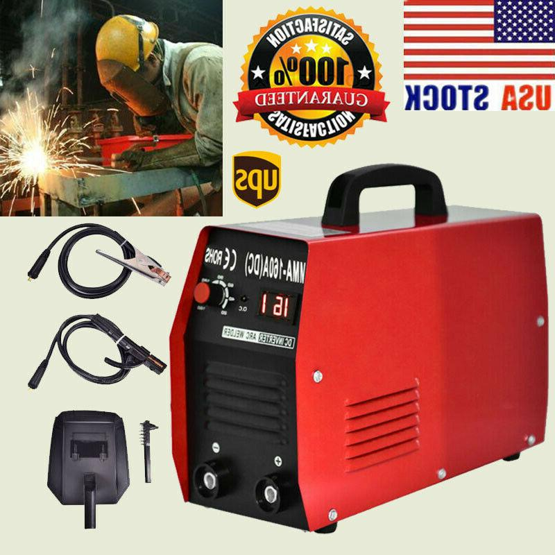 20~160A AMP 110/220V ARC/MMA DC Inverter Welder IGBT Electri
