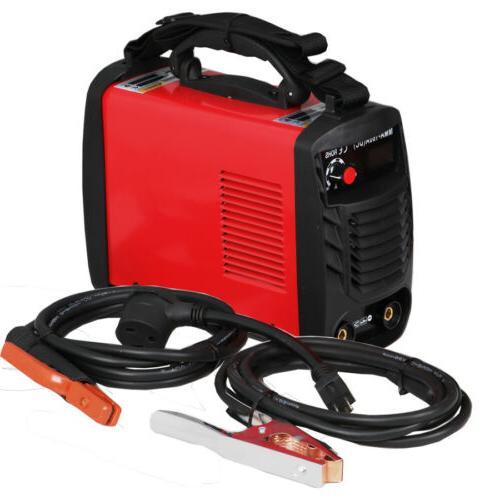 110V Welder Mini Handheld Welding MMA 60-160A IGBT