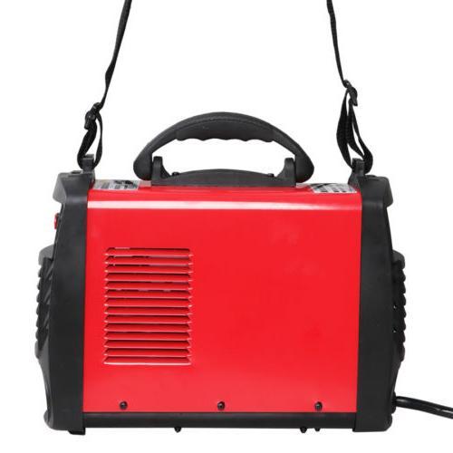 Mini IGBT Machine Electric Welder 110V 220V 20-160A Inverter