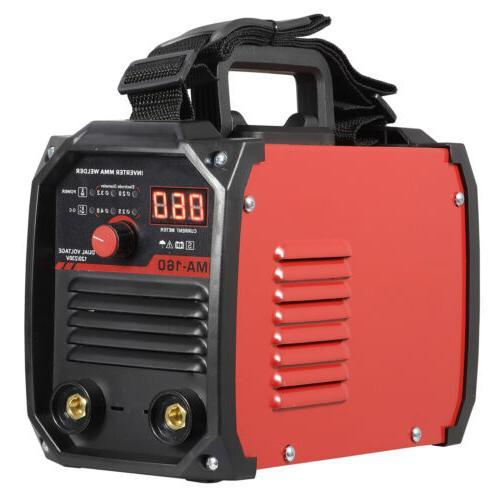160AMP MMA Stick DC Inverter 110/220V Dual Voltage ARC