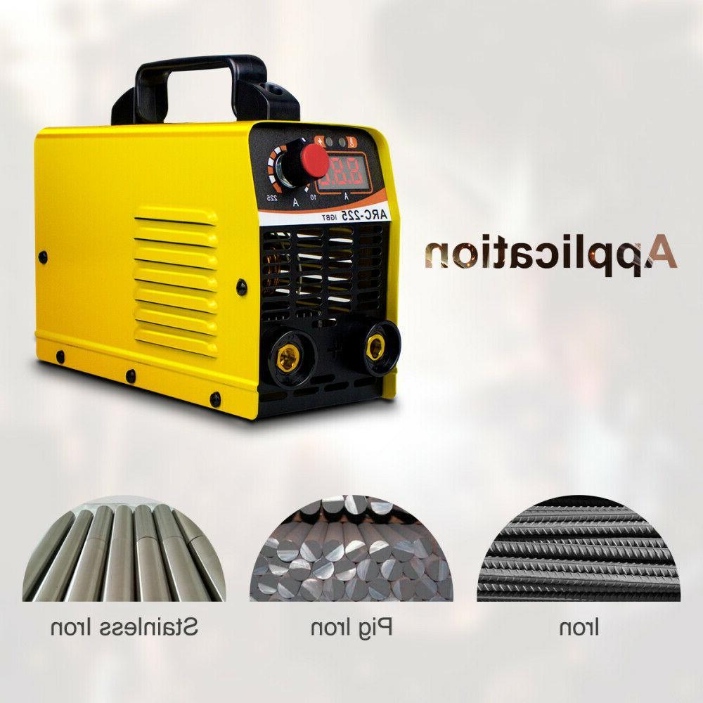 110V 225A Mini Welding Machine Inverter Welder
