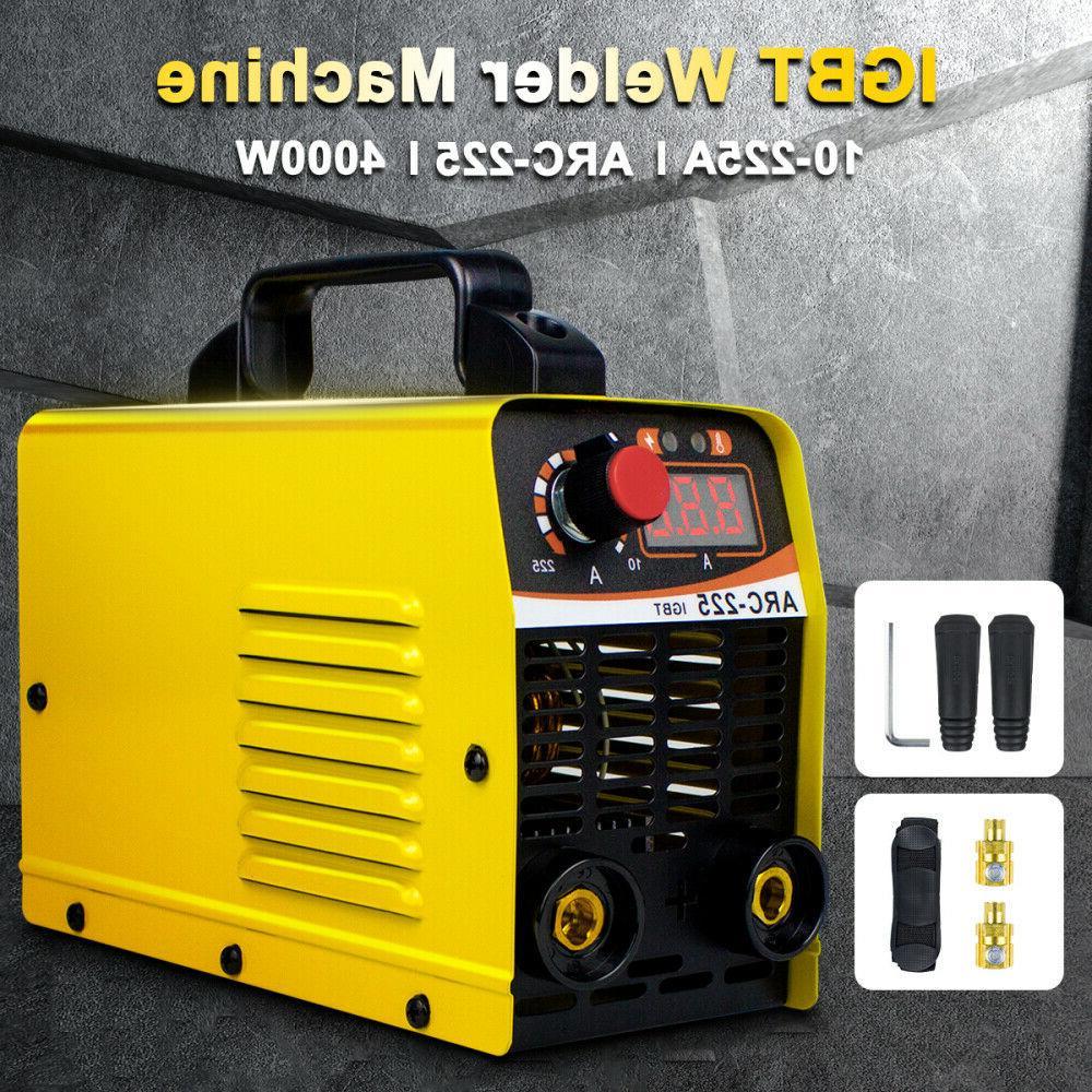 110v 225a mini electric welding machine igbt