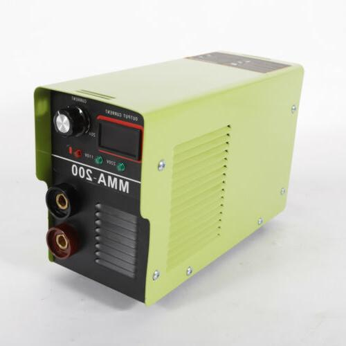 110V DC Inverter Welder Mini Handheld Machine MMA