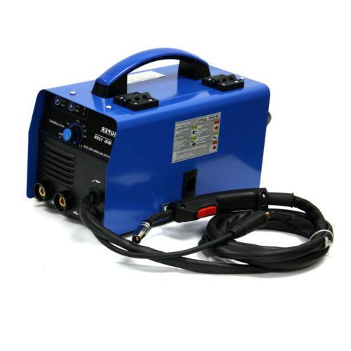 110V Flux Inverter MIG MMA Welder Auto Feed Machine