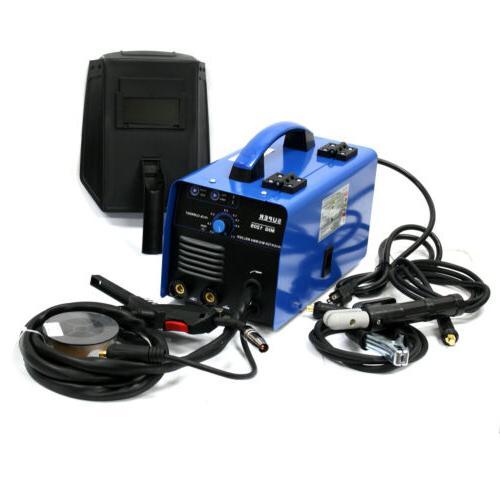 110V Flux MIG MMA Welder Auto Wire Feed Machine